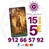 Tarot español 15minutos - 5 Euros - foto