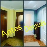 Lacado de puertas en Oviedo - foto