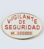VIGILANTE DE SEGURIDAD CON T. I. P.  - foto