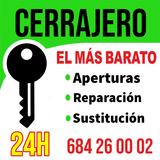 Cerrajero madrid 24h -el mas barato - foto
