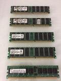 Memoria RAM Samsung y Siemens  el precio - foto