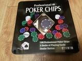 Fichas de poker nuevo - foto