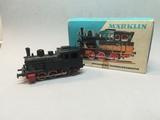 locomotora Tren H0 - foto
