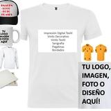 Serigrafia Camisetas madrid - foto