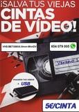 PASO CINTAS A PENDRIVE O DVD