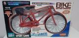 bicicleta juguete adorno - foto