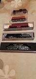 Locomotoras (escala N) - foto