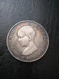 Moneda 5 pesetas 1888 - foto