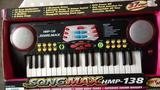 Consola teclado infantil - foto