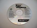 Lote 10 cd con sistem.operativos origina - foto