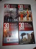 4 dvds, 30 años en imágenes - foto