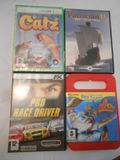 4 juegos de ordenador, pc cd-rom - foto