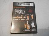 un dvd con 2 películas, cine thriller - foto