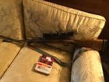 Rifle Santa Barbara 270  visor Leupold - foto