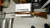 Escopeta de aire comprimido - foto