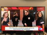 Tv Led Samsung 55 pulgadas 4k HDR rota - foto