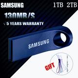 2 Terabytes Pendrive Samsung 2TB. - foto