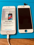 reparacion pantalla iphone 6 - foto