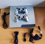 PlayStation 3 Edicion Especial Plata - foto