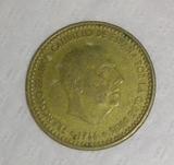 moneda de peseta - foto
