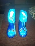 botas de agua - foto