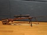 Rifle cerrojo 7mm RM - foto