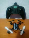 drone hubsan x4 H107L - foto