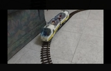 playmobil 4011 tren pasajeros. - foto