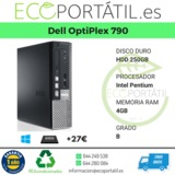 Dell OptiPlex 790 - foto