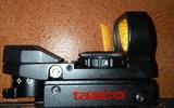 Punto de mira rojo Tasco - foto