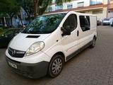 OPEL VIVARO 115 CV LARGA MIXTA - LARGA MIXTA 6 PLAZAS - foto