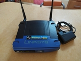 Router cisco linksys wrt54gl - foto