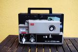 Proyector de cine super 8mm. ELMO ST-180 - foto