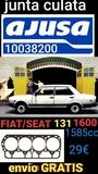 Fiat seat 131 242 BUS  1600 junta culata - foto