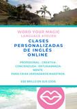 WORD YOUR MAGIC LANGUAGE ATELIER - foto