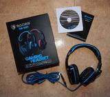 Cascos gaming headset Sades SA-901 - foto