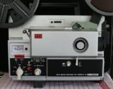 Proyector de cine super 8 sonoro elmo - foto
