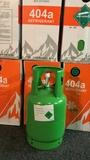 Gas refrigerante r410a r134a r32 407 404 - foto