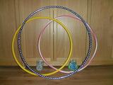 3 aros de gimnasia y 2 cuerdas de salto - foto