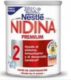 lote bebé leche nidina - foto
