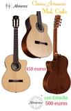 Pack con guitarra Álvarez ,electrificada - foto