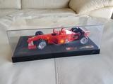 Ferrari F1 F2001 1:18 Ed. Limitada Hotwh - foto