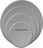 Antena parabólica satélite 1metr  nueva - foto