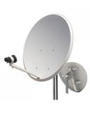 Antena parabólica satélit de 80cm nueva - foto
