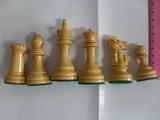 Fichas ajedrez - foto