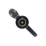 Microfono bluetooth karaoke regalo pie - foto