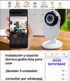 Camara de video vigilancia wifi ip - foto