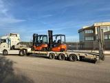 Transporte camiones y cabezas tractoras - foto