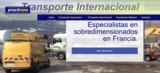 Transportes especiales giratorias - foto