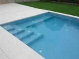ConstrucciÓn de piscina - foto